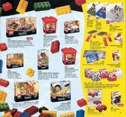 Katalog výrobků LEGO pro rok 1999 - Strana 19