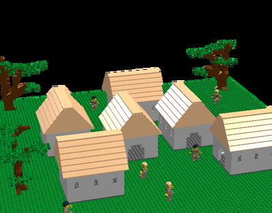 Medievil Village