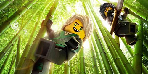 The LEGO Ninjago Movie bannière