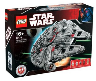 10179 Ultimate Collectors Millennium Falcon Brickipedia Fandom