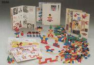 1050-1 Basic Pack 10 idea cards and teacher's manua