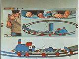 115 Starter Train Set with Motor