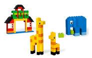 5508 Boîte de briques de luxe 2