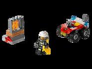 60105 Le 4x4 des pompiers