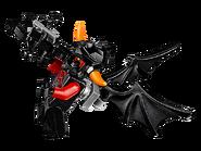 70320 L'Aero Striker V2 d'Aaron Fox 5