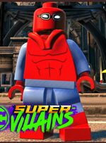 Custom Homemade Spiderman
