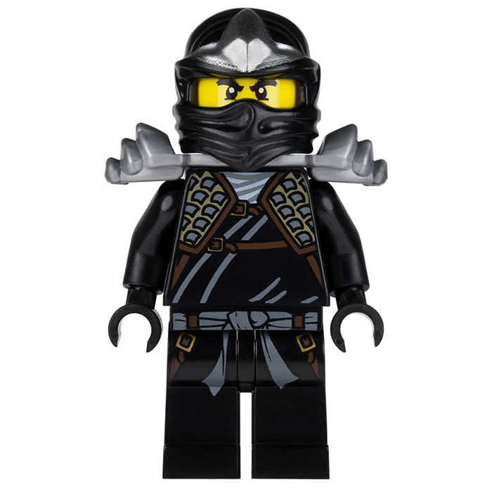 GOLDEN SCYTHE SAMURAI WEAPON LEGO NINJAGO MINI FIG WEAPON