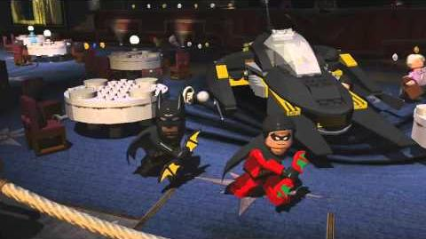Lego Batman 2 Trailer subtitulado español .mp4