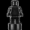 Pièce d'échecs noire-71043