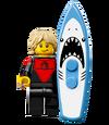 Série 17 Surfeur pro