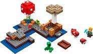 21129 The Mushroom Island