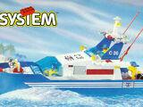 4022 C26 Sea Cutter