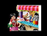 41129 La camionnette à hot-dogs du parc d'attractions 4