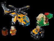 60158 L'hélicoptère cargo de la jungle