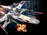 75218 Chasseur stellaire X-wing Starfighter