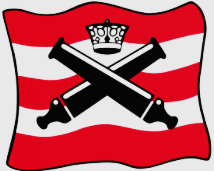 Imperial guards' flag