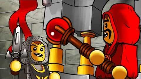 LEGO HEROICA - Chapter 4 Castle Fortaan