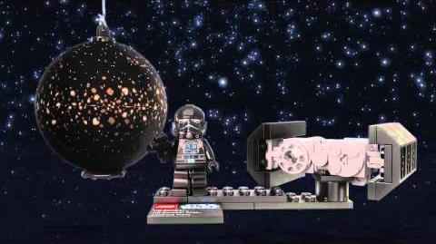 LEGO Star Wars 75008 TIE Bomber und Asteroid Field