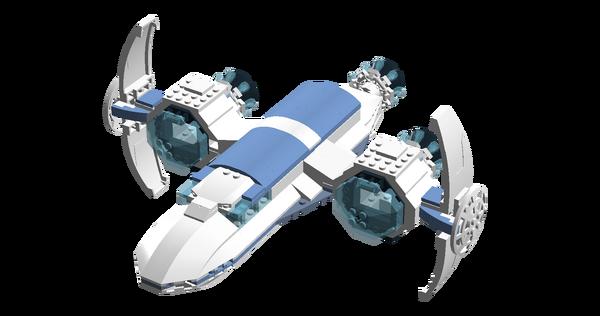 Moon Squad - Air Patrol - 01