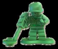 Petit soldat vert 4