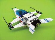 Space Police III Prototype III Back