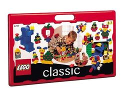 4217-Playdesk and Bricks