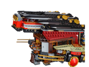 70738 L'ultime QG des ninjas 4