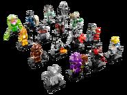 71010 Minifigures Série 14 - Les monstres 2