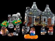 75947 La cabane de Hagrid Le sauvetage de Buck