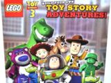 Build your own Toy Story Adventures!