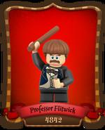 Carte Professeur Flitwick-4842