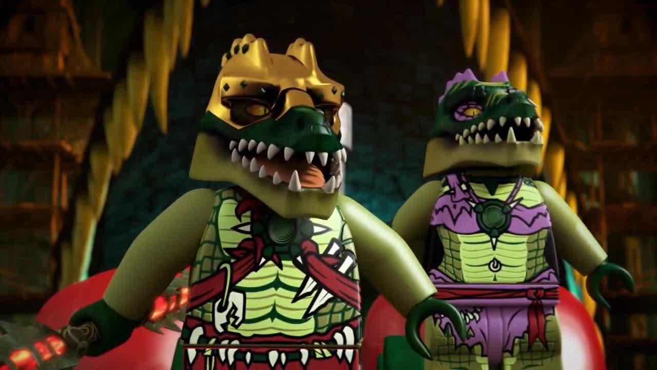Image cragger et crooler hy bear wiki lego - Lego chima saison 2 ...
