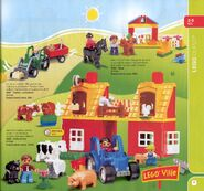 Katalog produktů LEGO® za rok 2005-07