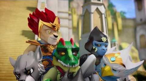 LEGO CHIMA - Contes du Royaume oublié