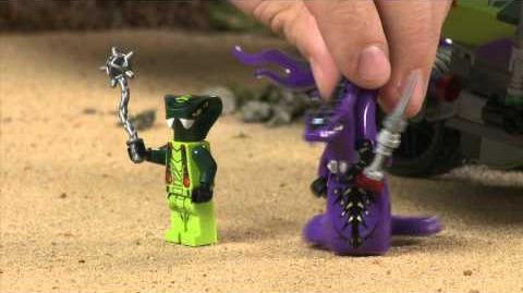 LEGO Ninjago - Ultrasonic Radar Designer Video