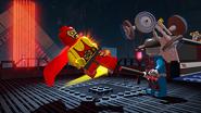 La Grande Aventure LEGO Le jeu vidéo El Macho