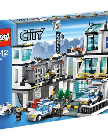 7744 Police Headquarters Brickipedia Fandom