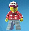Lumberjack Undercover