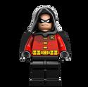 Robin noir