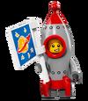 Série 17 Garçon fusée