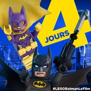 Vignette Batman Movie 4 jours