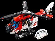 42092 L'hélicoptère de secours
