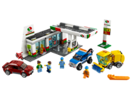 60132 La station-service