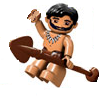 DUPLO Caveman