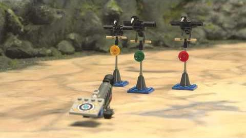LEGO Chima 70100 70101 - Souboj speedorů