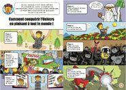 La Grande Aventure LEGO L'album du film 3