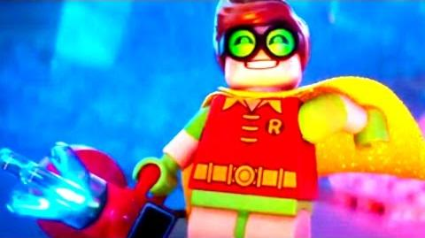THE LEGO BATMAN MOVIE TV Spot 17 - Son (2017) Animated Comedy Movie HD