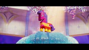 The LEGO Movie 2 BA 2-Reine Watevra Wa'Nabi 2