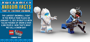 The LEGO Movie Yeti