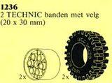1236 TECHNIC Wheels